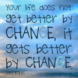 Don't Go Changin'…